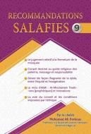 Série de RECOMMANDATIONS SALAFIES 9